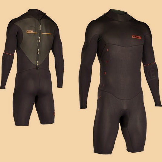 Wetsuit - Shorty wetsuit for Kitesurfing. Size XL.