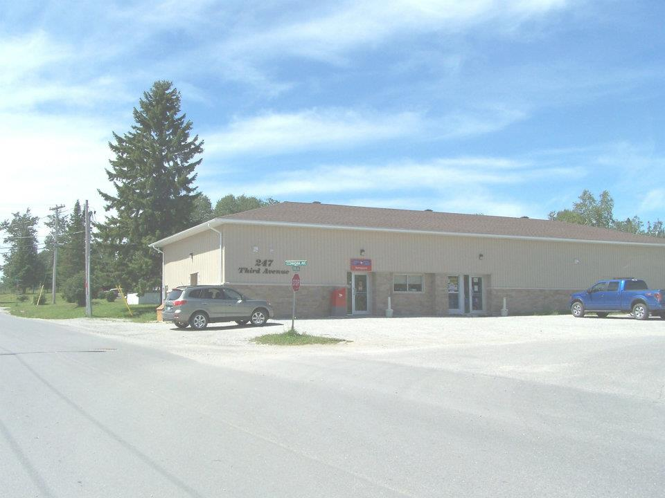 Post Office & Health Unit