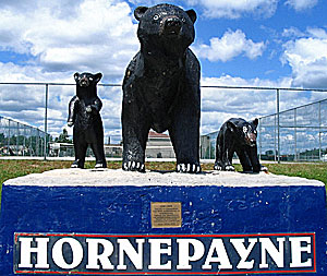 Hornepayne Three Bears