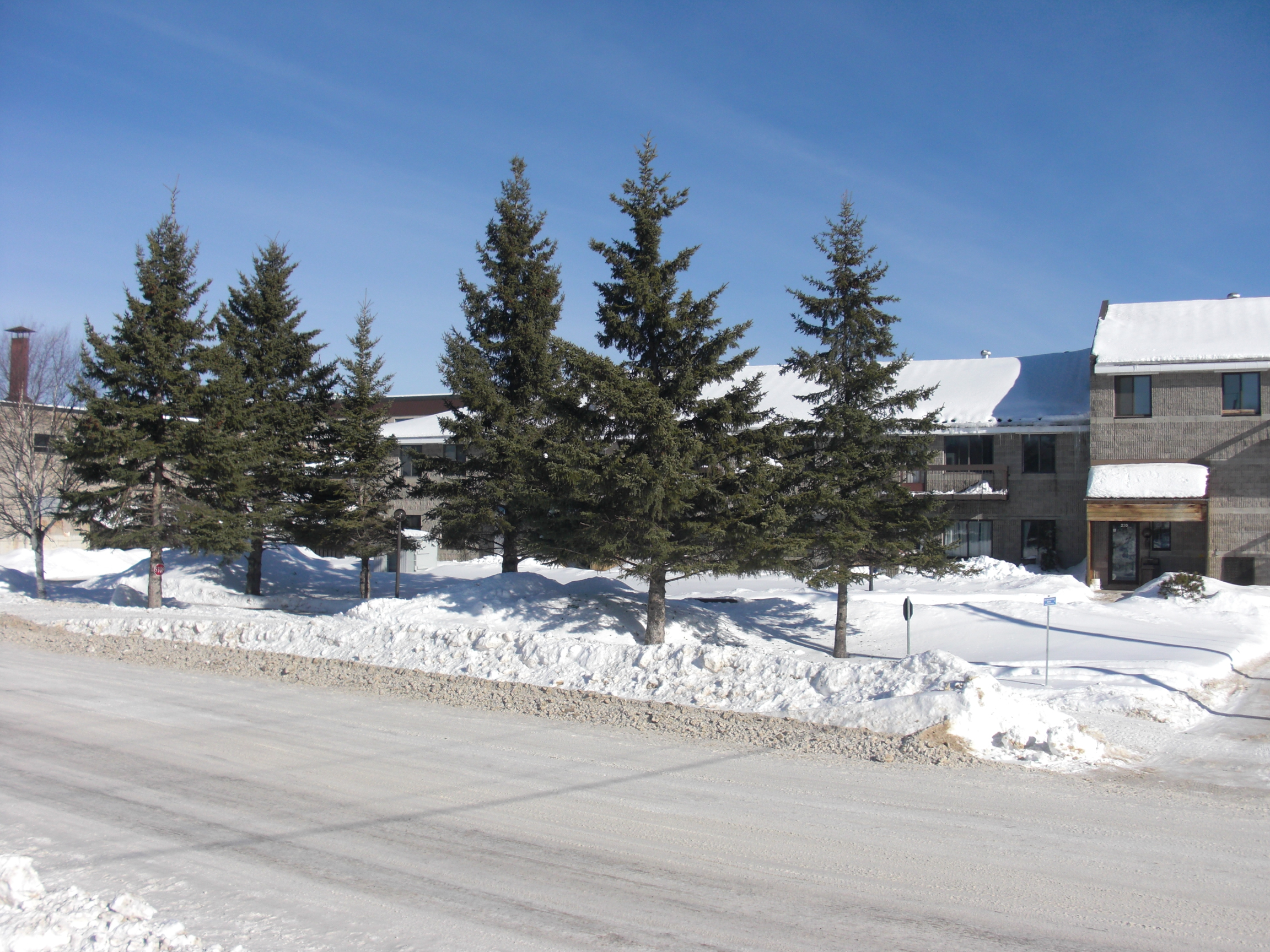 Parkview Apartments (West Side)
