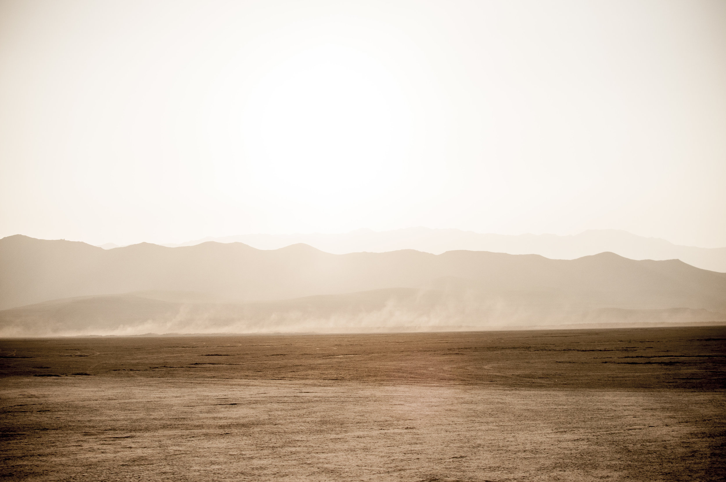 Black Rock Desert, United States