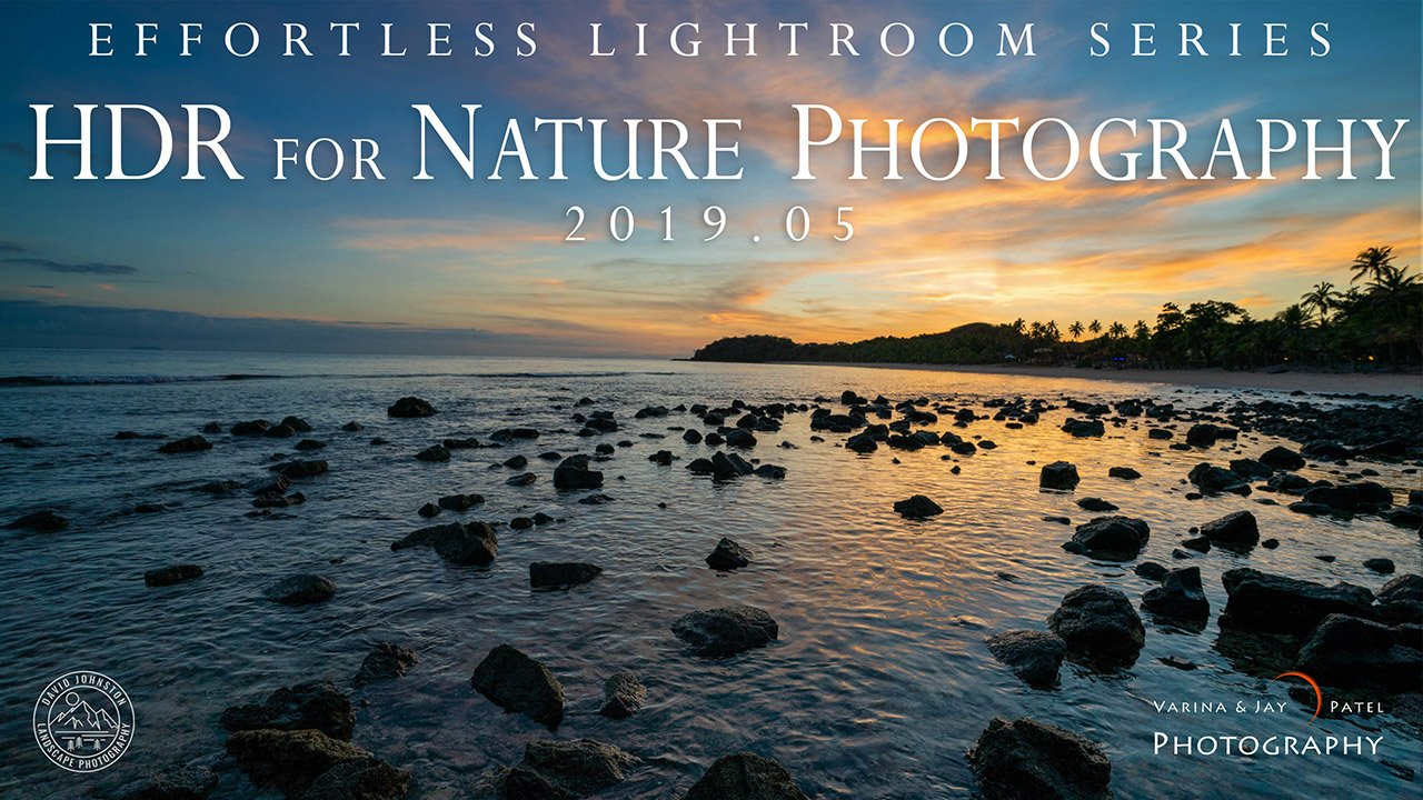 HDR for Nature Photography in Lightroom