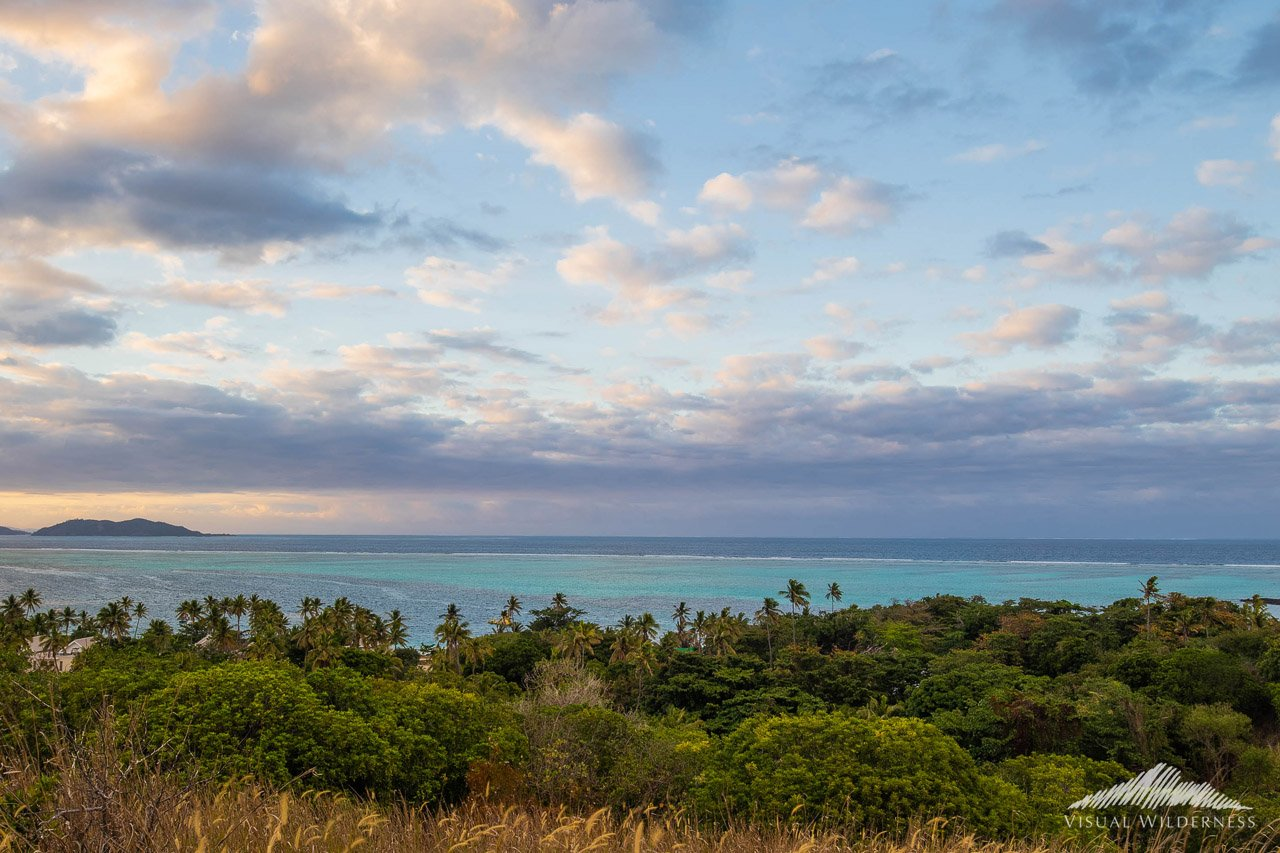HDR for Nature Photography Case Study - Blue Lagoon