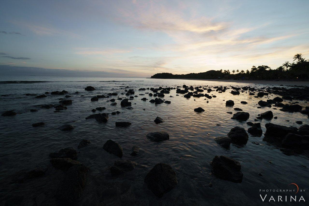 Bracketed Exposure: 0 F-Stop, Mana Island, Fiji