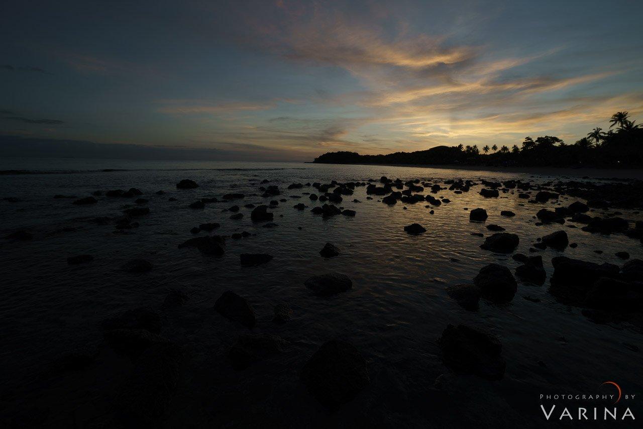 Bracketed Exposure: -2 F-Stop, Mana Island, Fiji