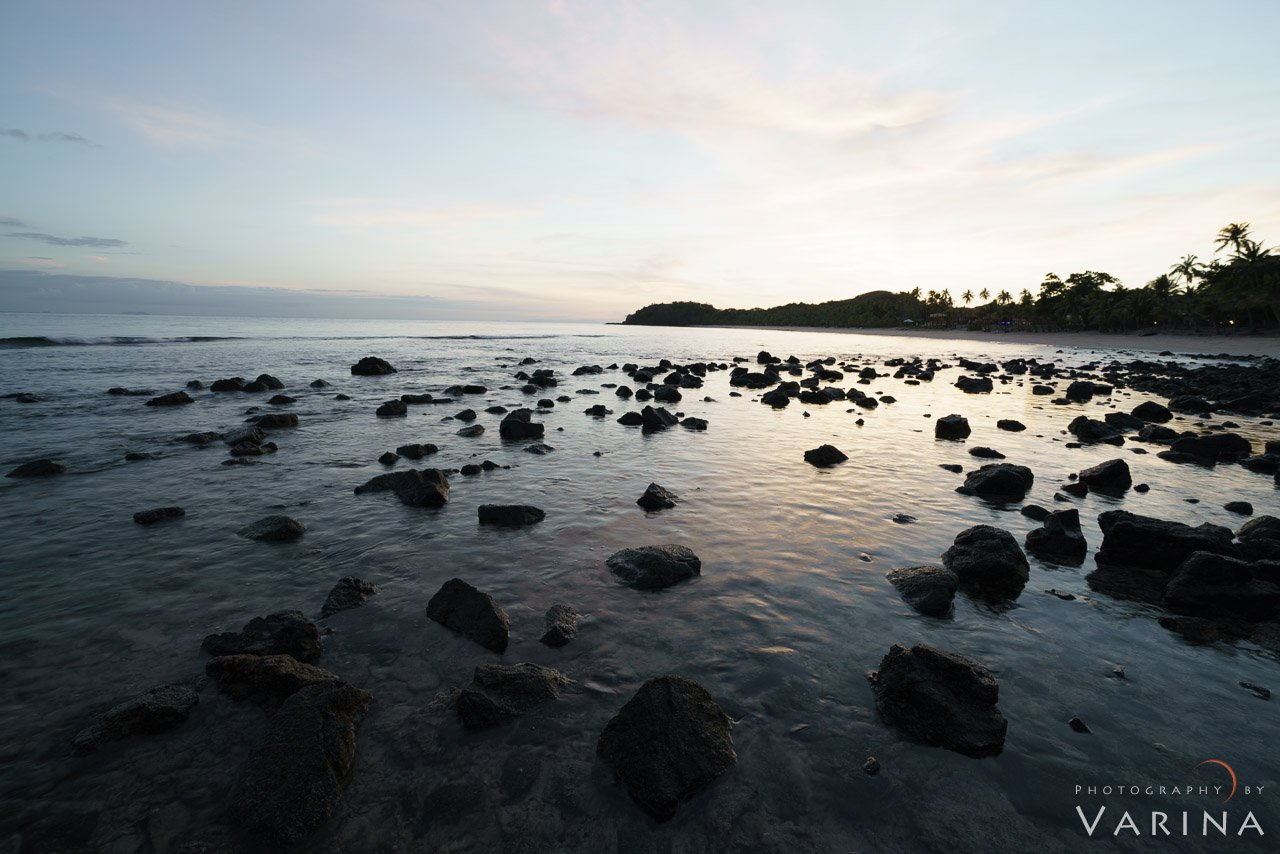Bracketed Exposure: +1 F-Stop, Mana Island, Fiji