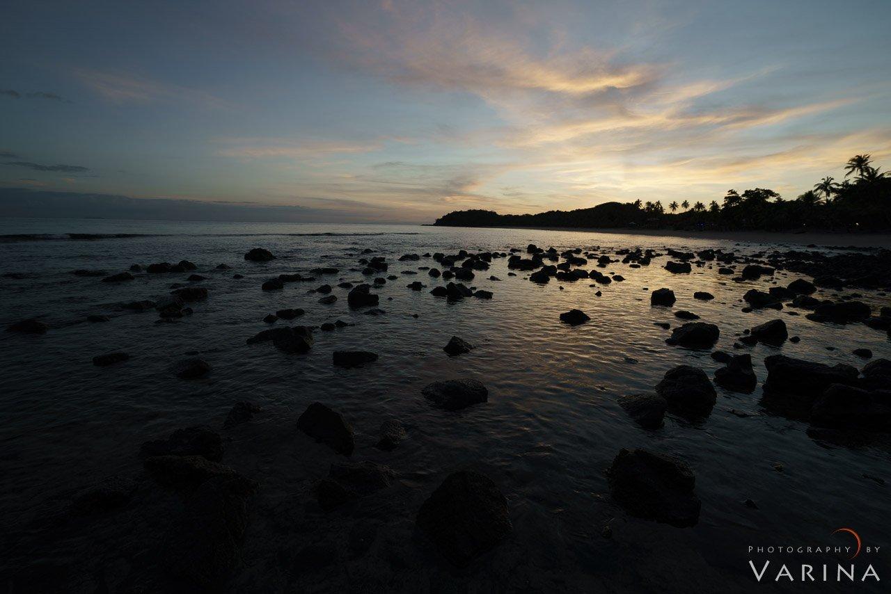 Bracketed Exposure: -1 F-Stop, Mana Island, Fiji