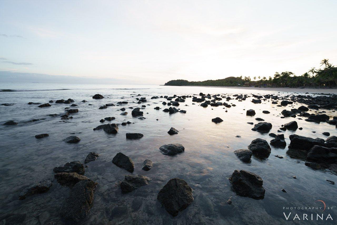 Bracketed Exposure: +2 F-Stop, Mana Island, Fiji