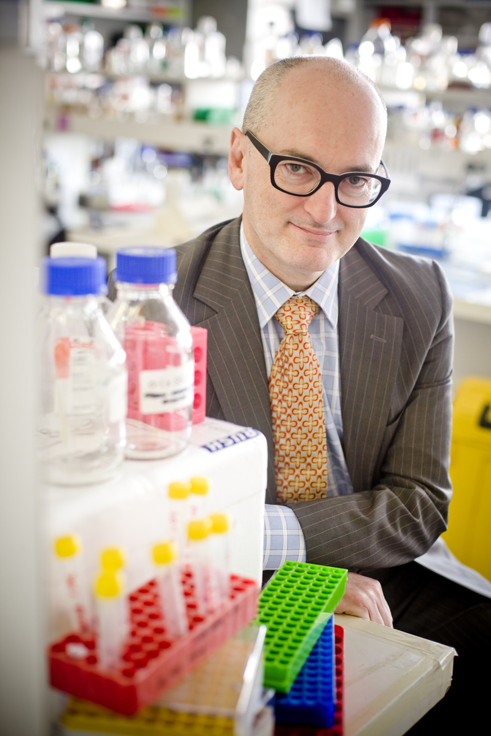 P  rincipal Investigator  -  Prof Mark Cook , Chair of Medicine at St Vincent's Hospital (Melbourne)