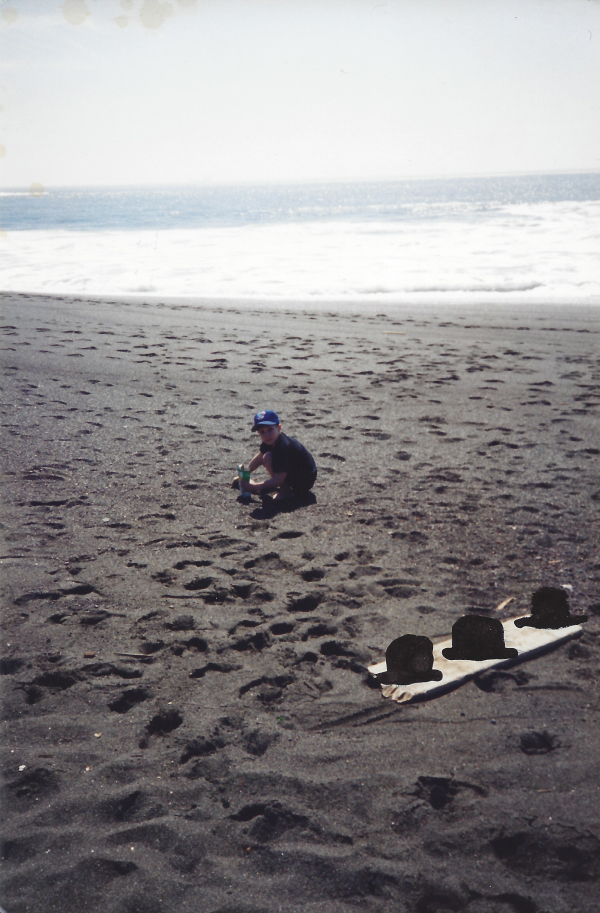 At beach (3)
