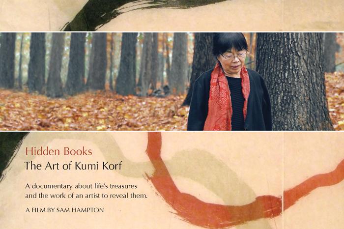 Postcard for Hidden Books