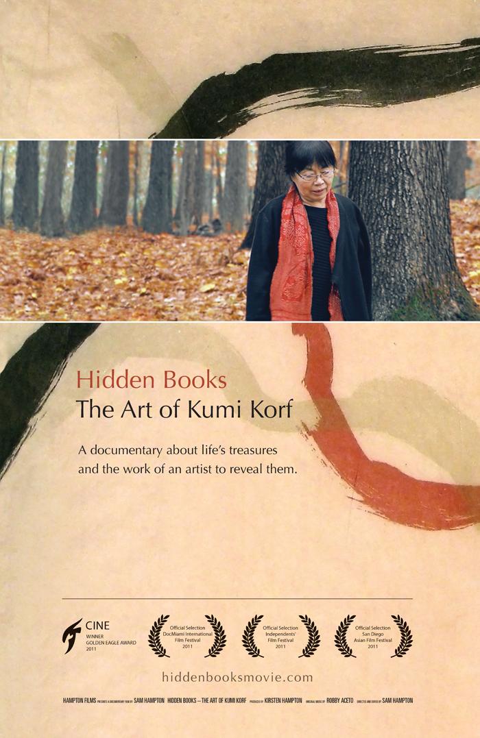 Poster for Hidden Books