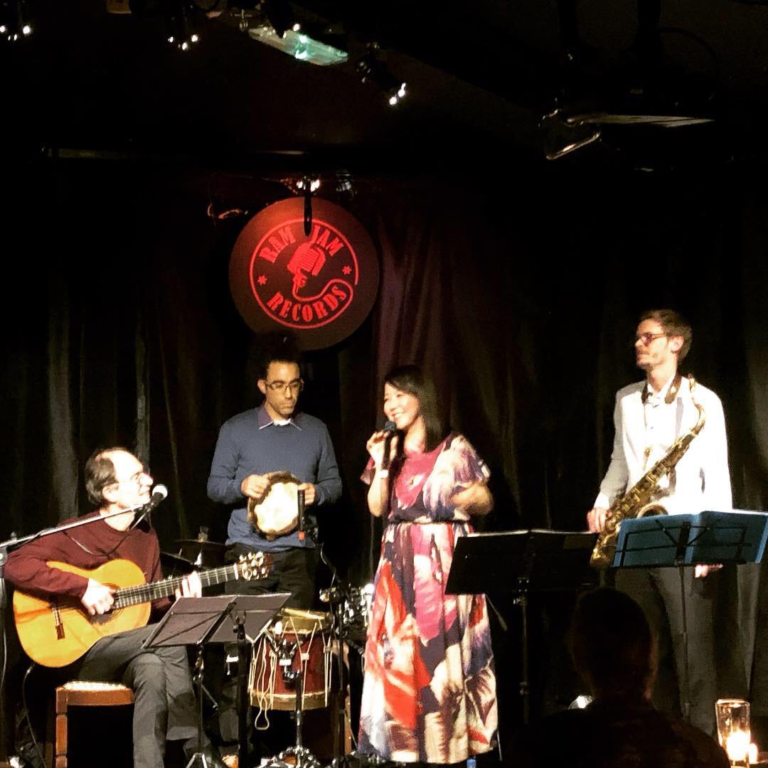 The Ram Jam Club, Kingston