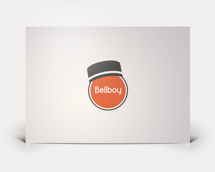 Bellboy logo design