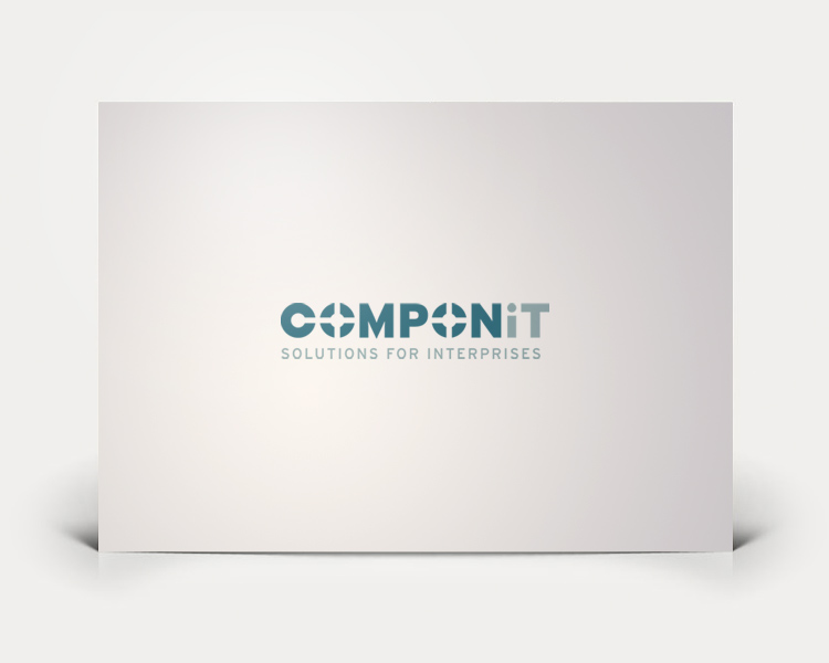 Componit logo design