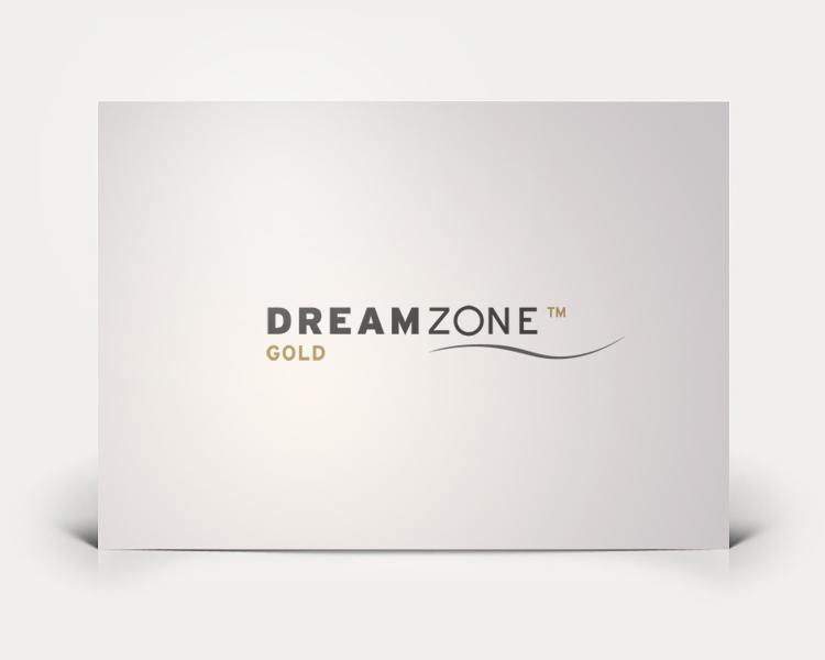Dream Zone (JYSK) logo design