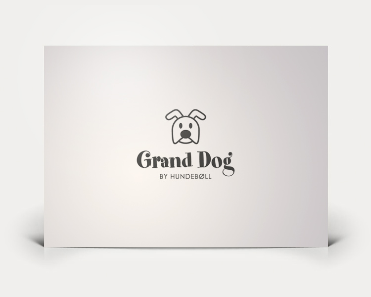 Grand Dog logo design