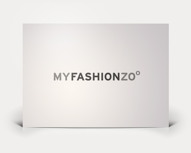 My Fashion Zoo logo design