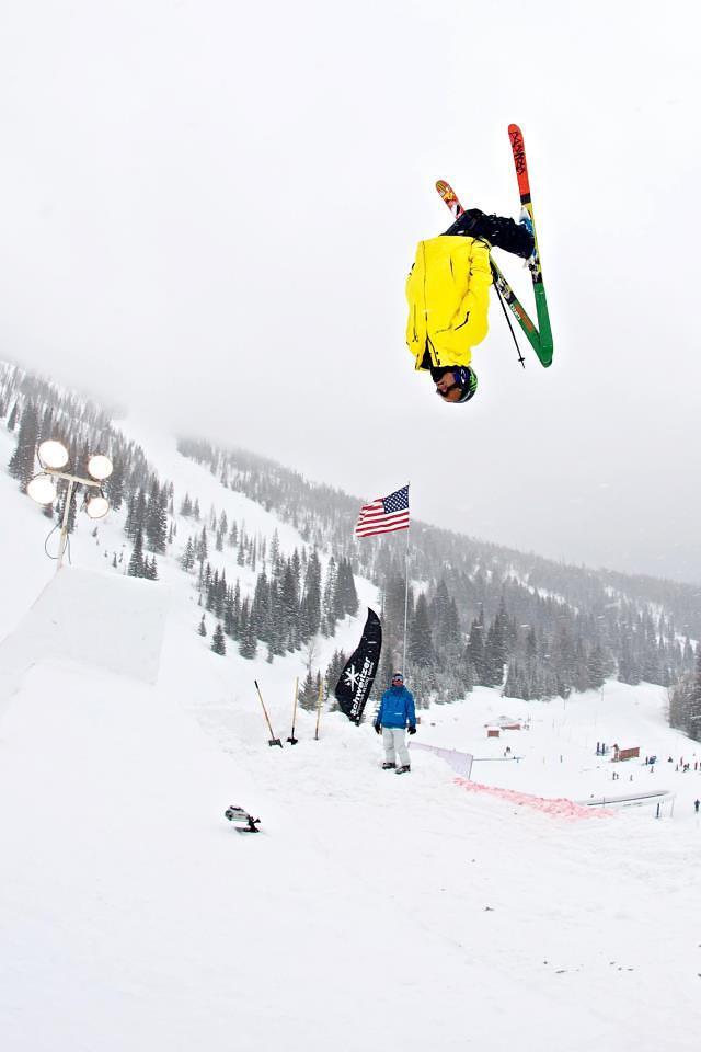 Best backflip jump ever!