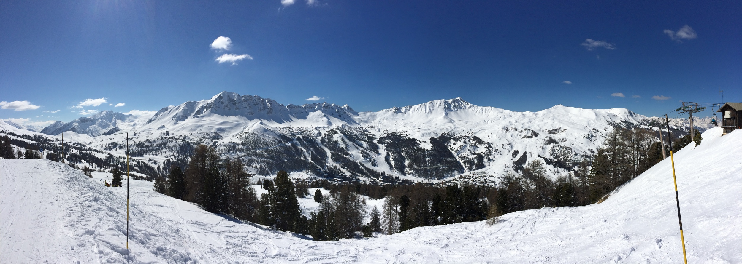 View from the other side of Vars
