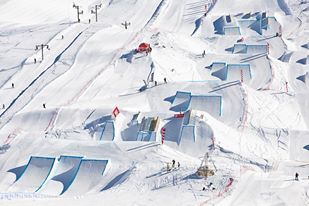 Photo of the course by Nicolas Schlosser