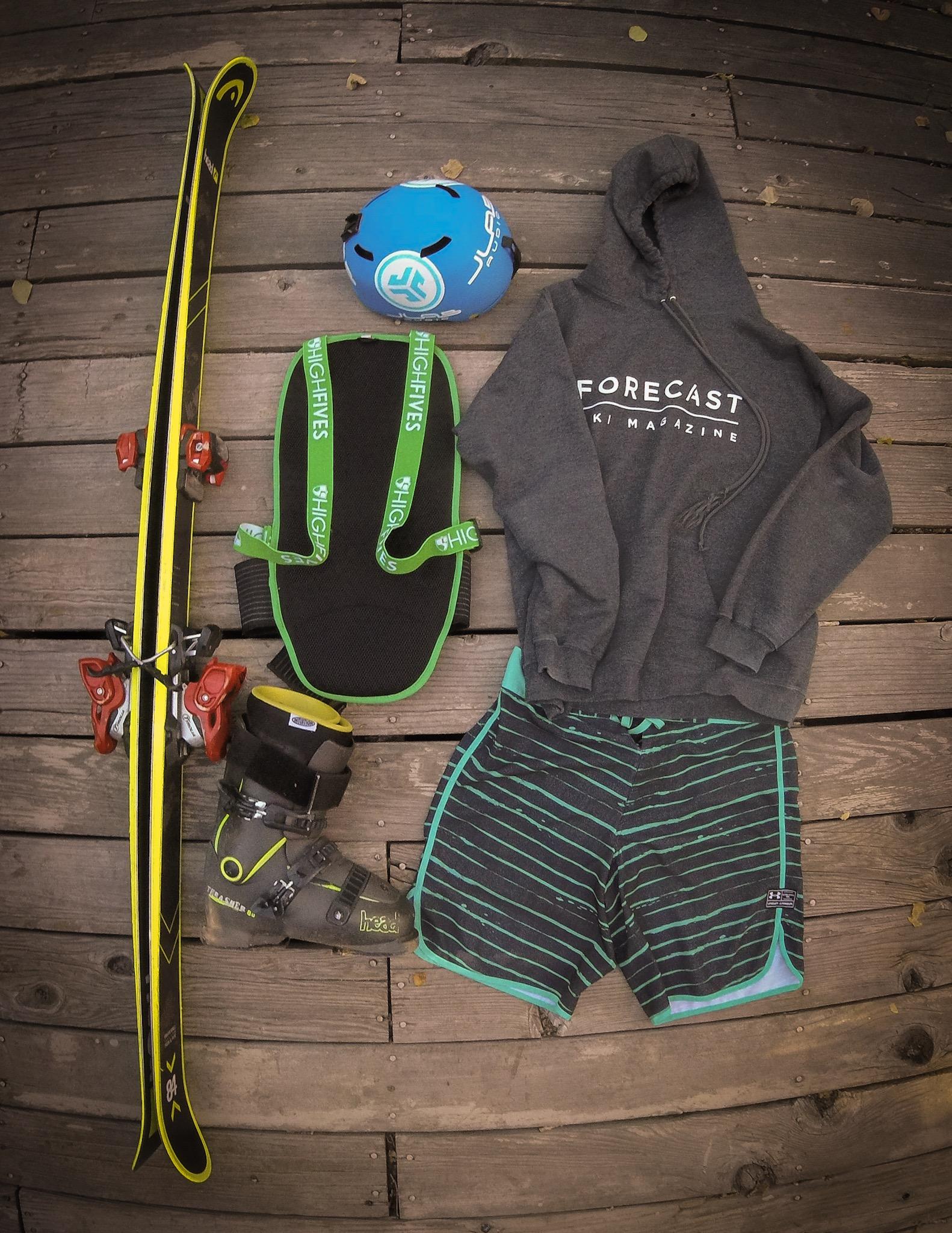 Bag jump essentials