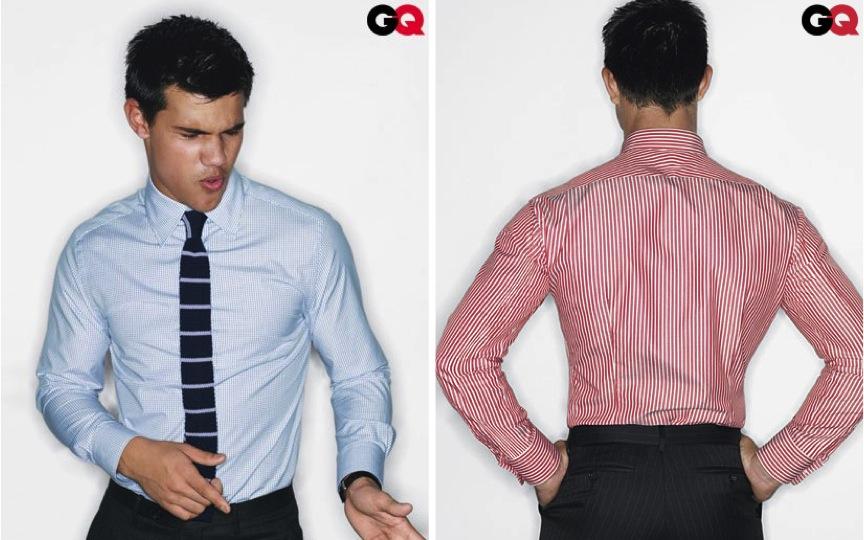 Gravata-Slim_Skinny-Tie_Camisa_Fit_Fitted-Shirt_Taylor-Lautner