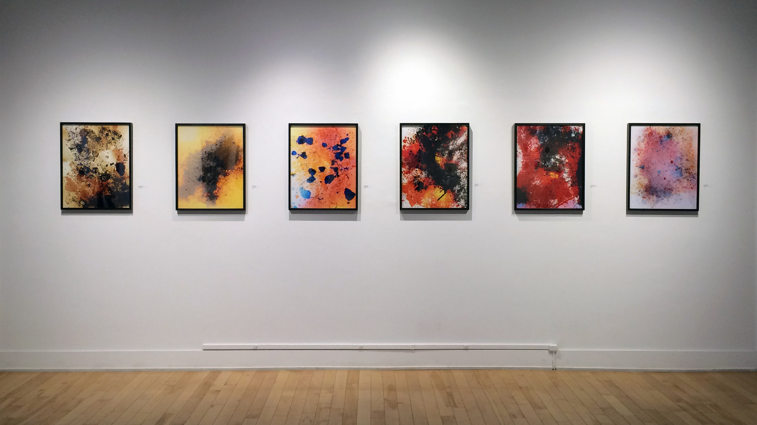 """The """"Dirt"""" Series.  Opening Reception: Friday, May 22nd 6:30-9:00pm On View: May 7th – July 11th, 2015   Meditative Surfaces  is a group exhibition of contemporary abstract imagery. The show highlights the work of two painters, Charles Gniech & Rebecca Moy; a mixed media artist, Deanna Kruger; two photographers, Maggie Meiners & Doug Fogelson; and sculptor Josh Garber.  http://www.theartcenterhp.org/exhibits/current-exhibits"""