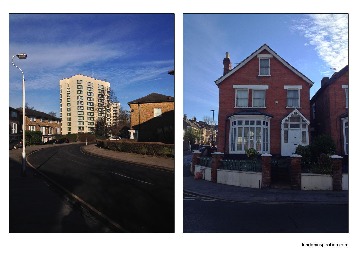 Croydon Architecture