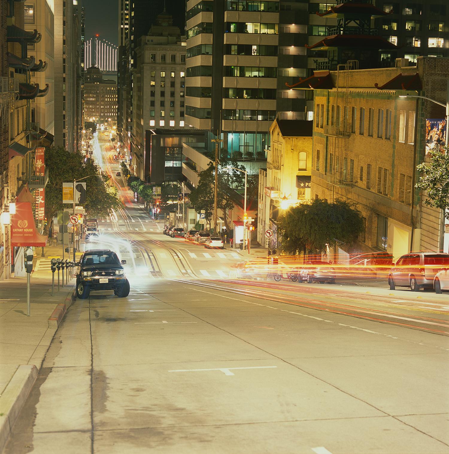 California St.