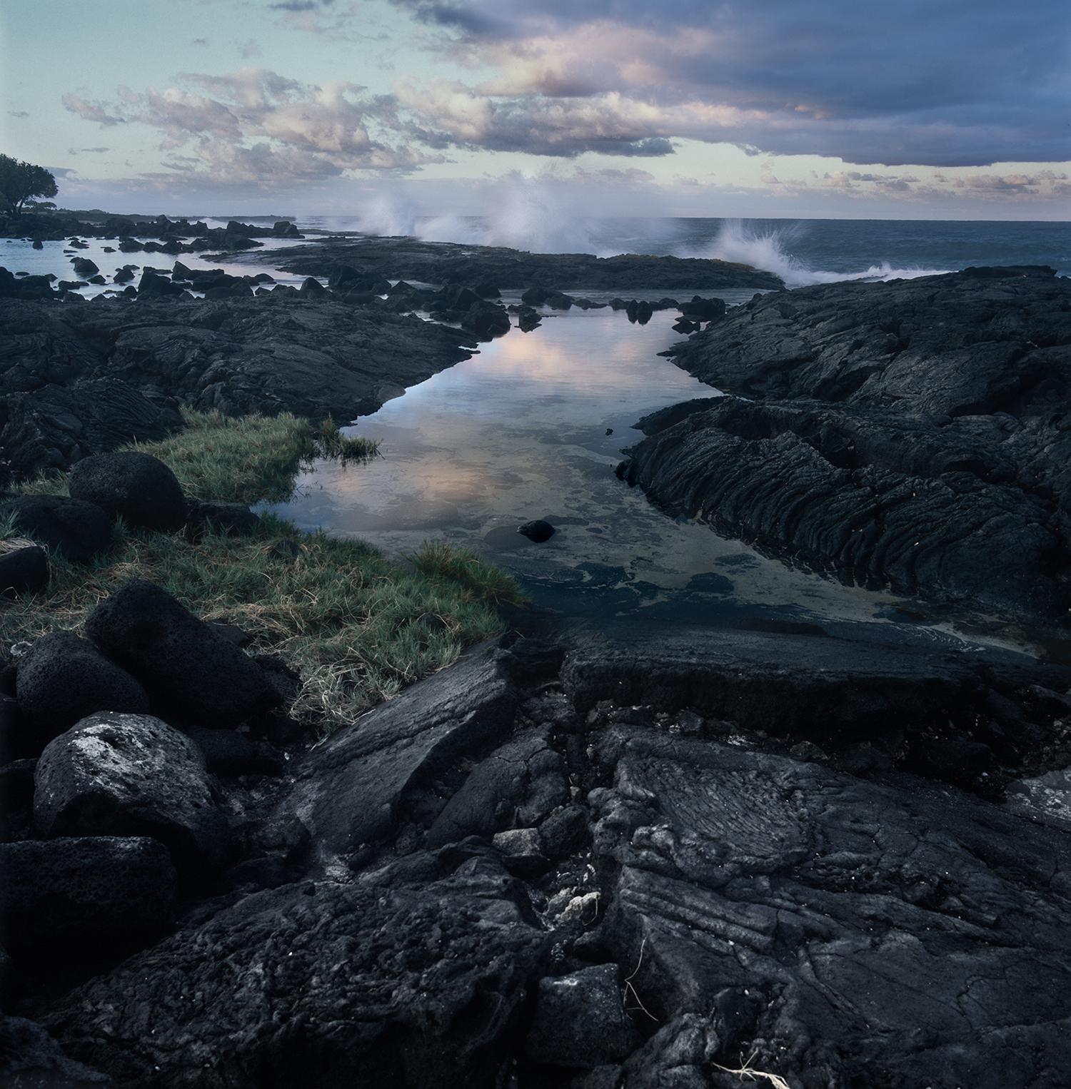 Wawaloli Cloud Reflection