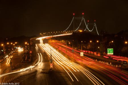 Triboro bridge, Queens, NY.
