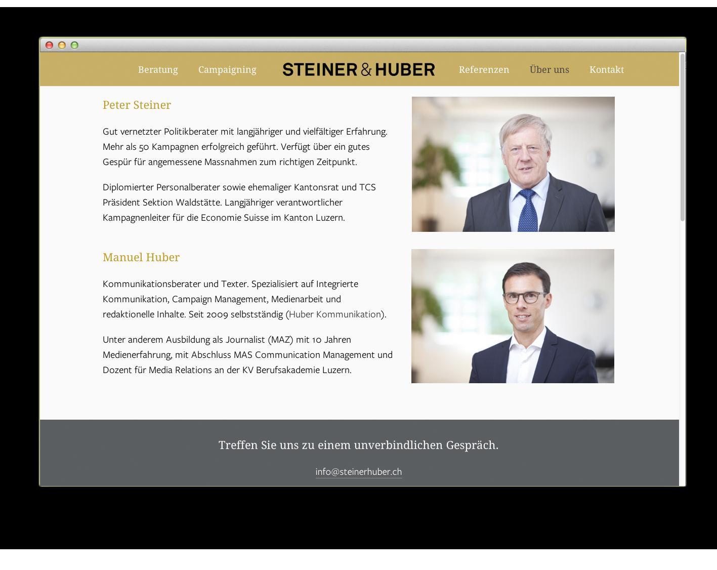 www.steinerhuber.ch