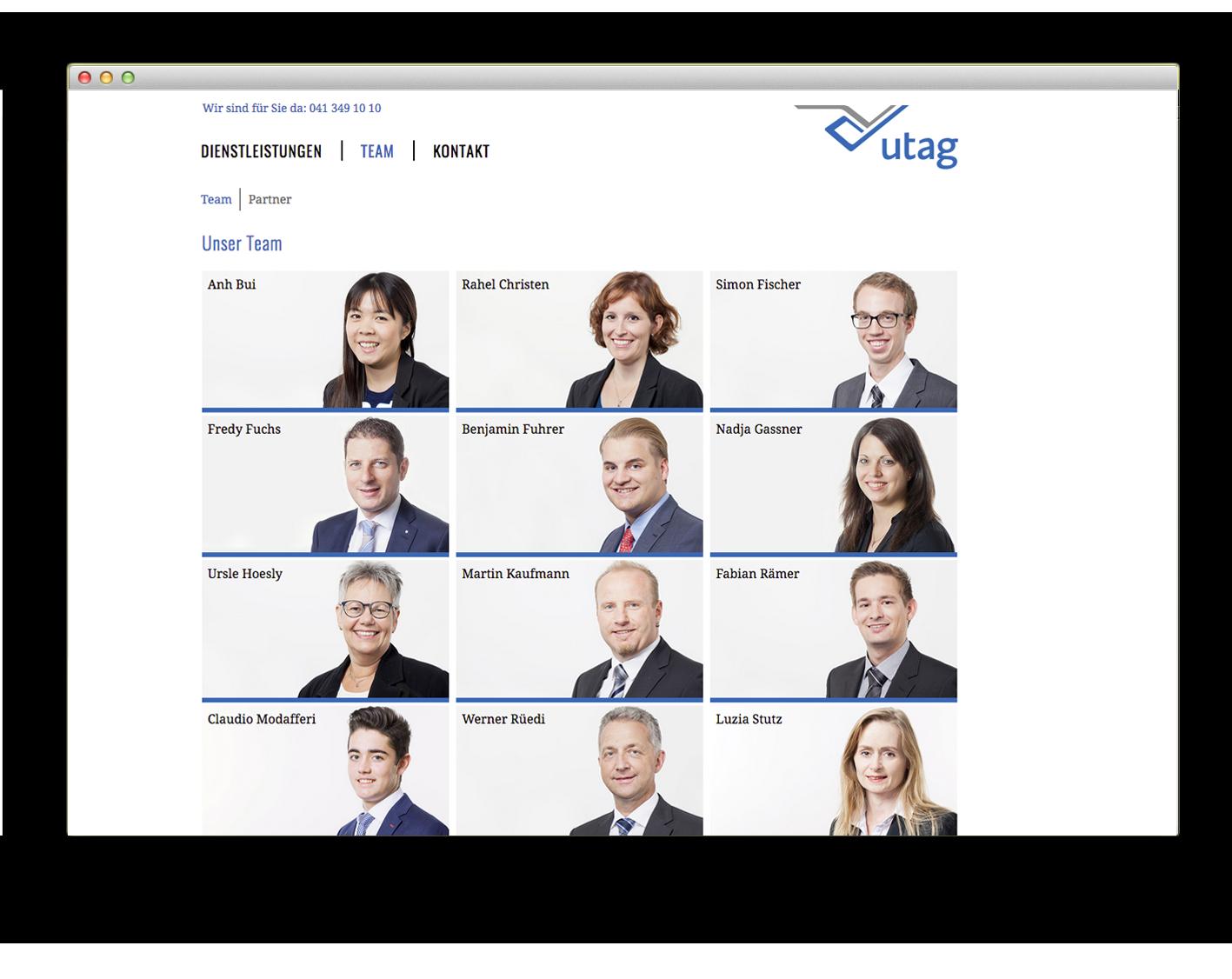 www.utag.ch