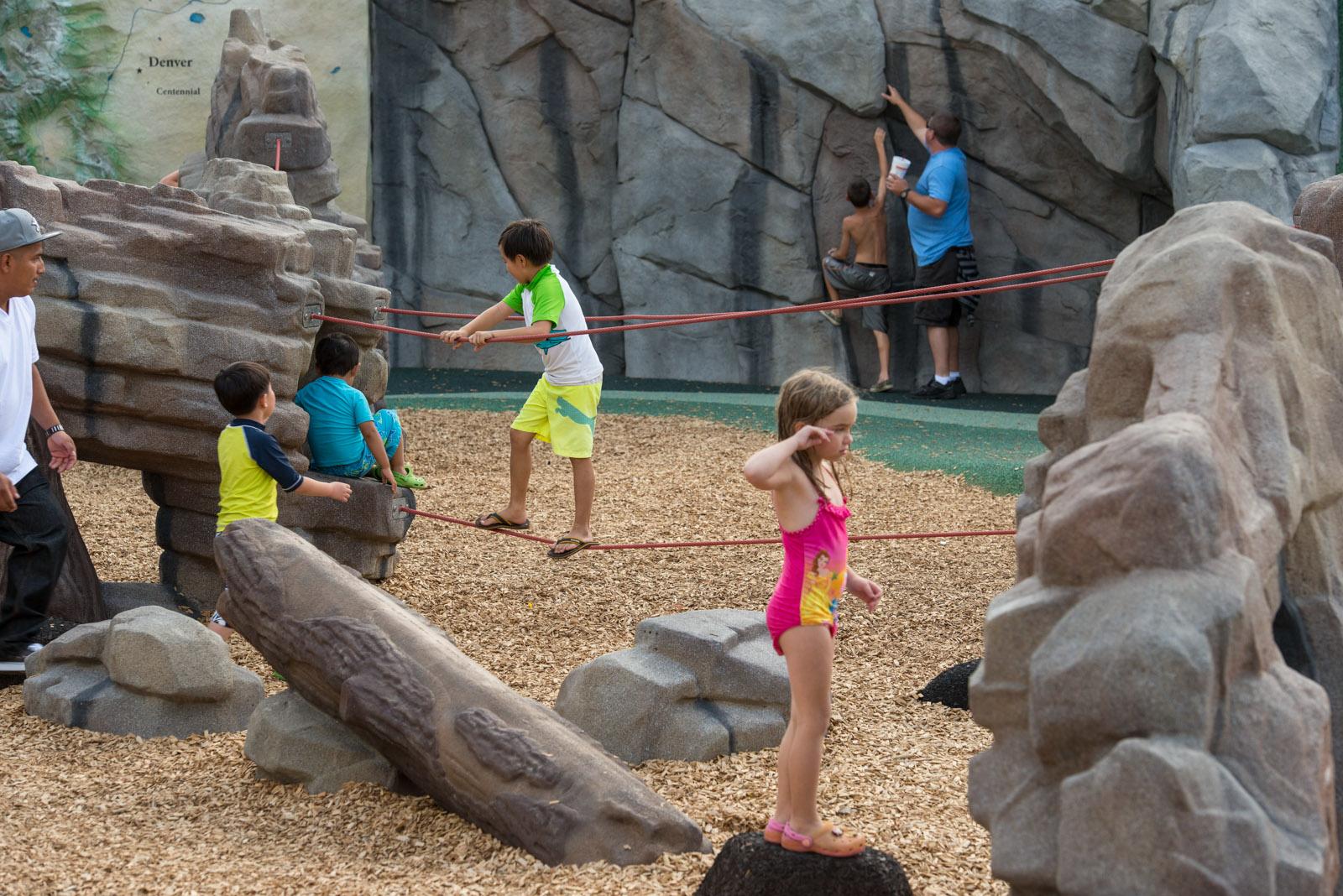 Colorado playground adventure play