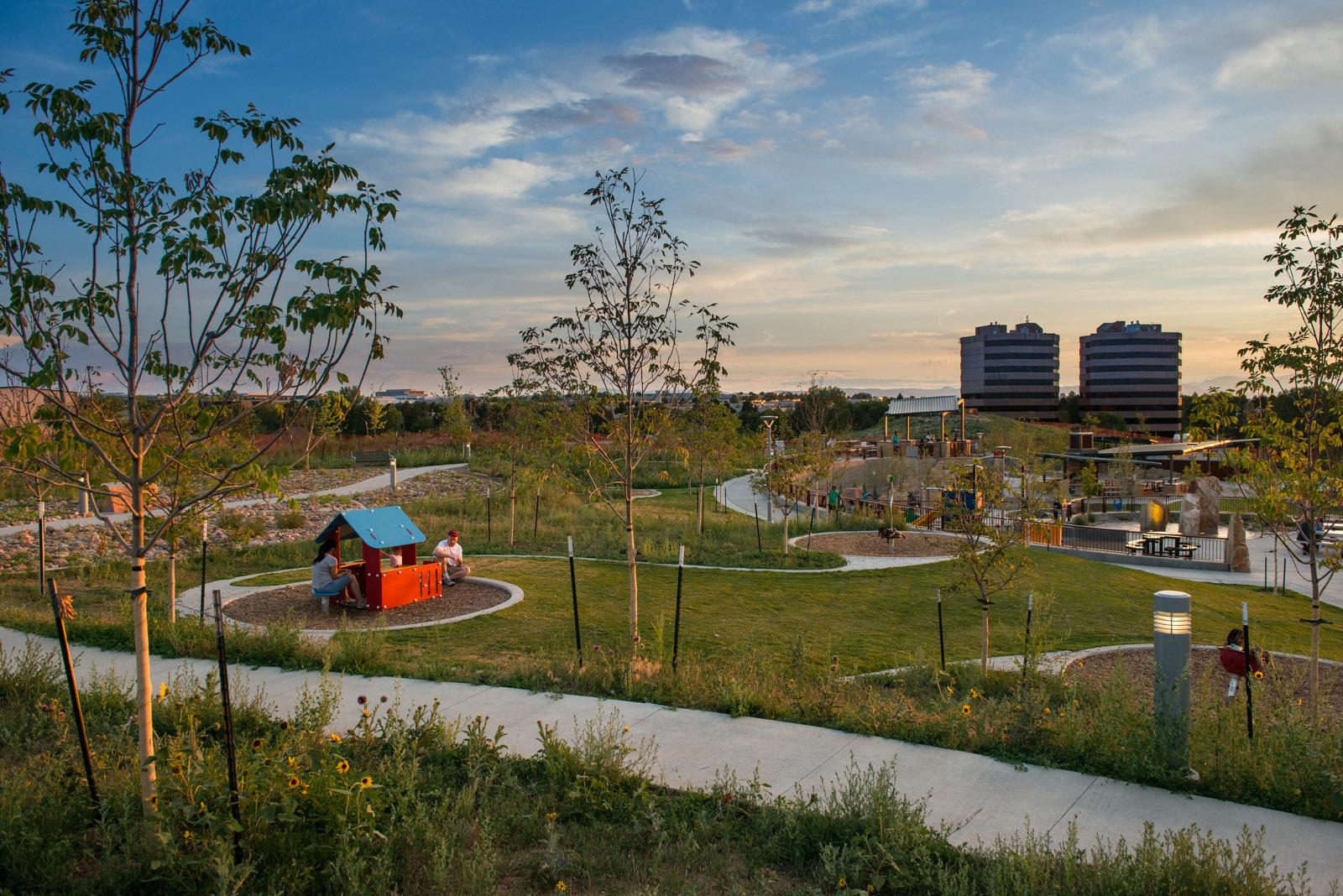 Park overview