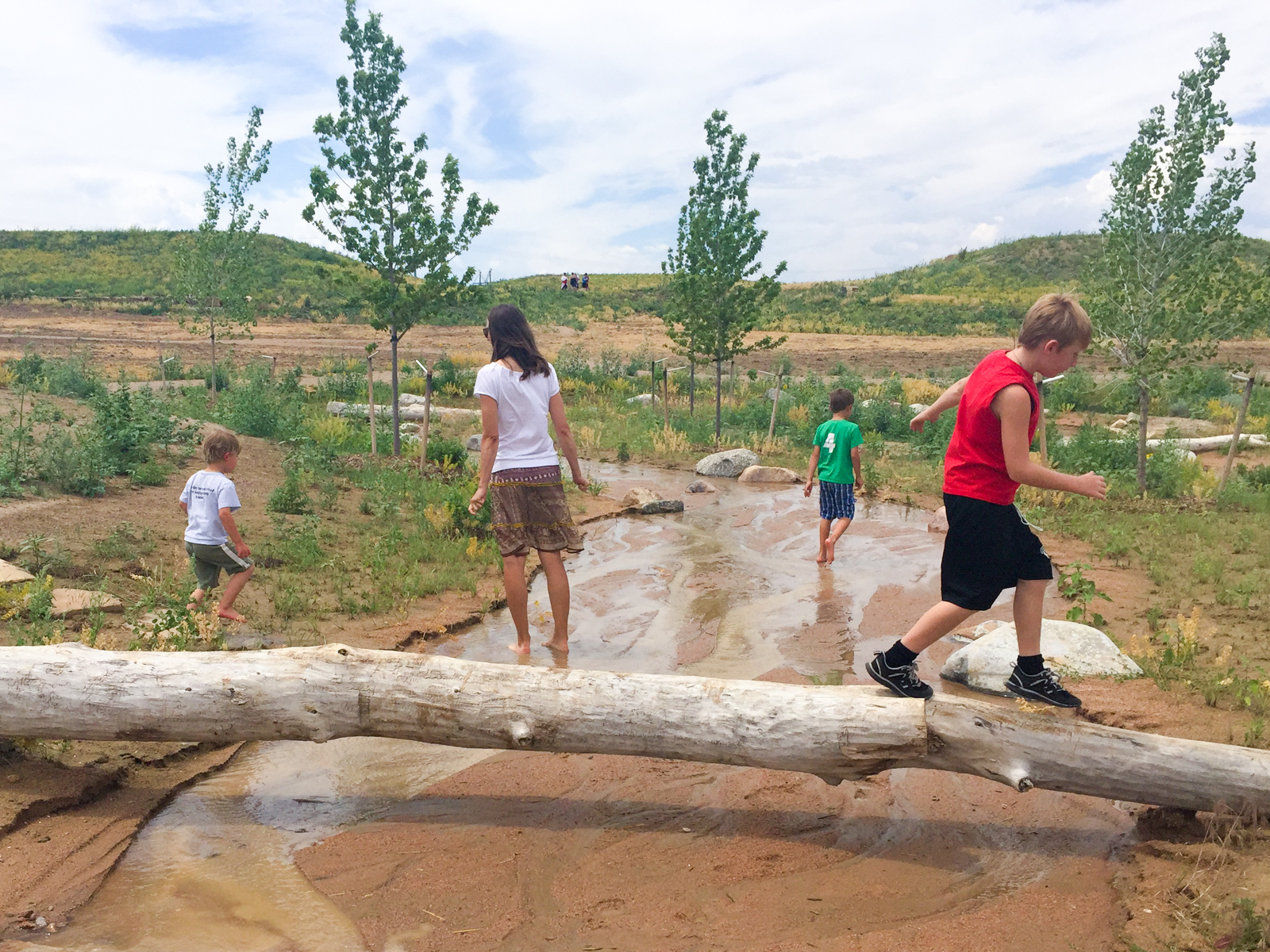 Arapahoe County Fairgrounds Park Nature Play