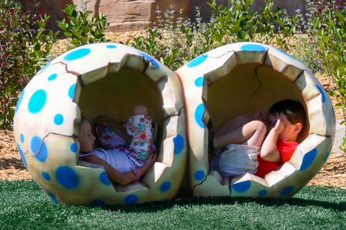 Sandstone Ranch Playground