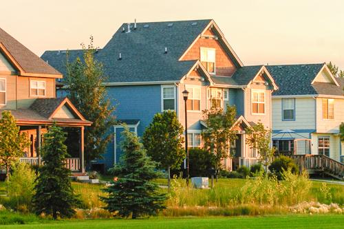 Sunlight on housing development for sustainable communities
