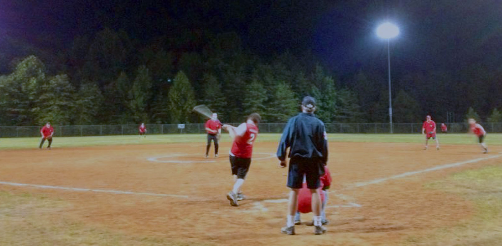 The study of ballfields in Stafford County improved public access and focused future development of new fields. Image courtesy of Stafford County.