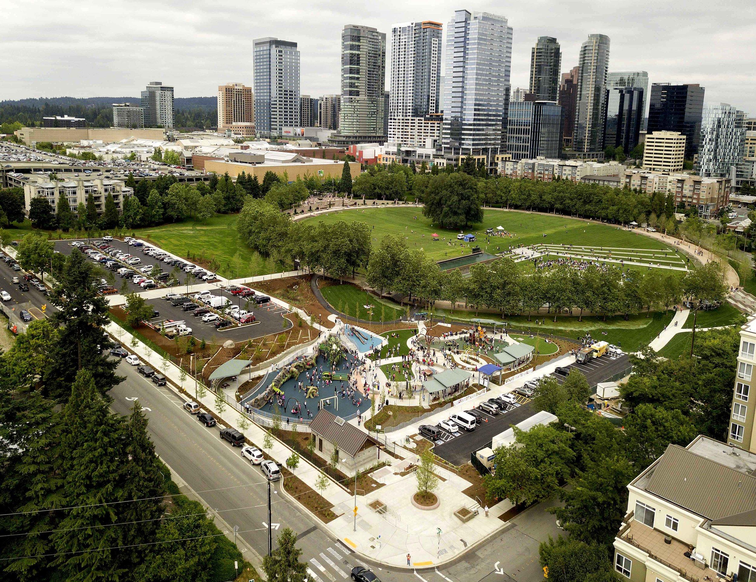 Inspiration Playground | Bellevue, WA