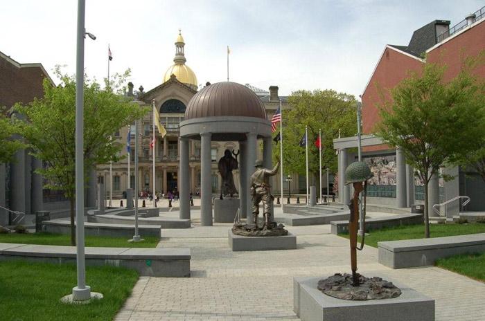 World War II Memorial | New Jersey Veterans Affairs