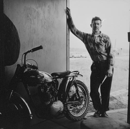 © 1968 Danny Lyon -  The Bikeriders
