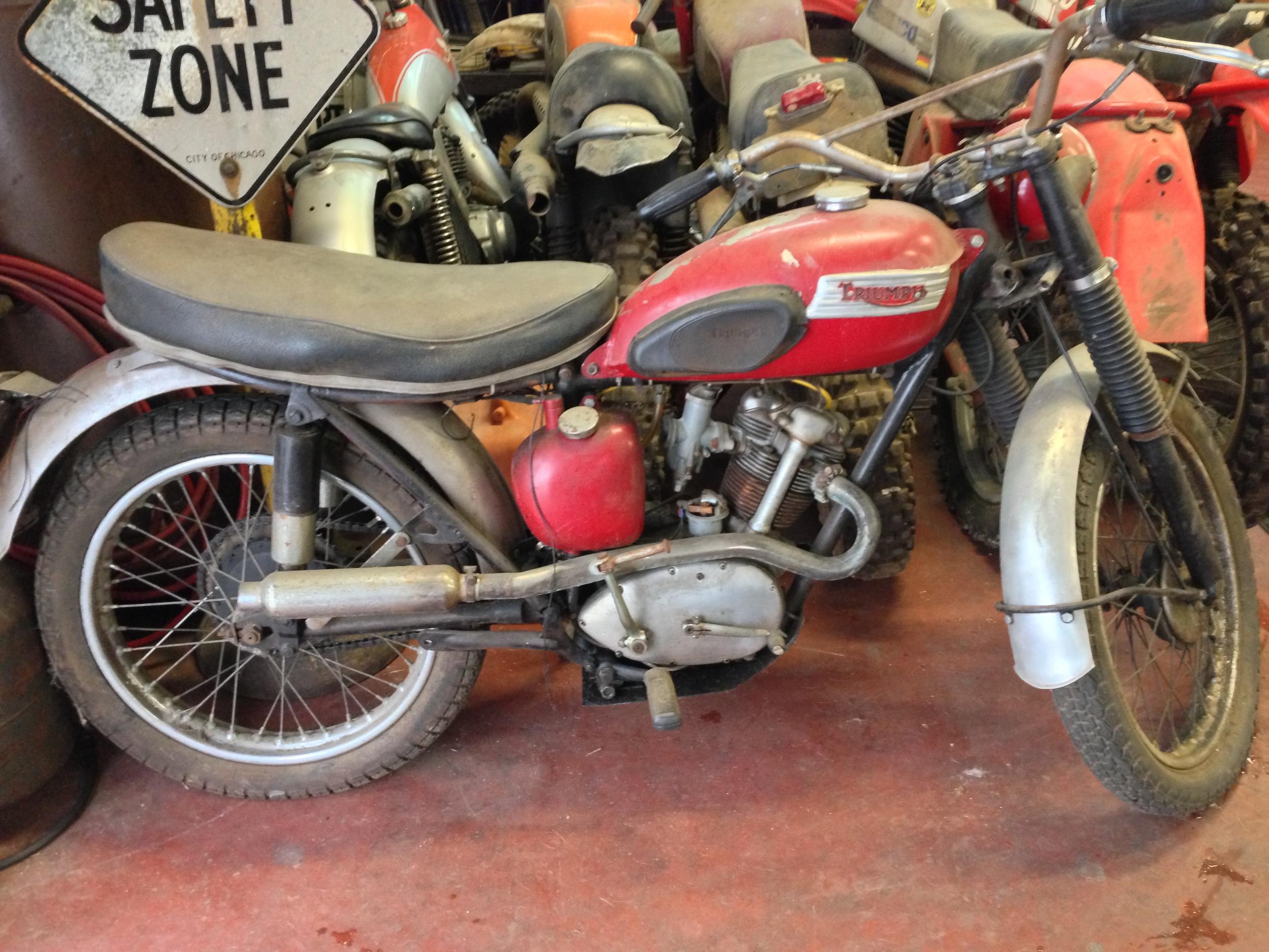 1959 Triumph Cub