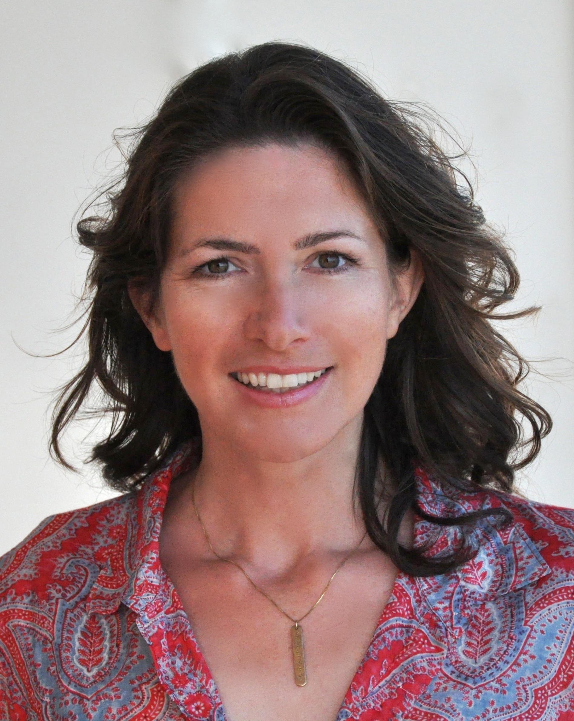 Author Michaela Haas