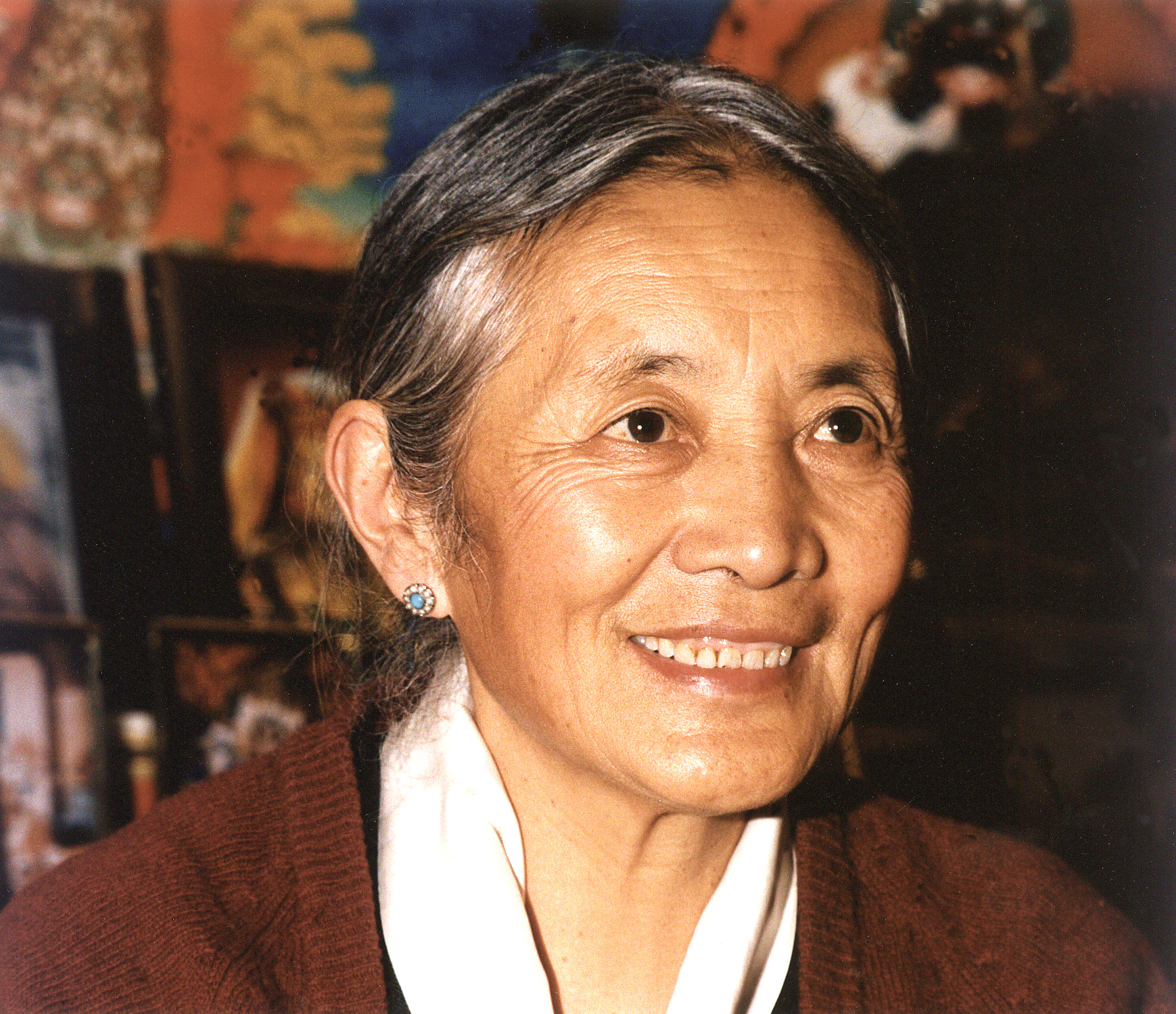 Khandro Tsering Chodron in France