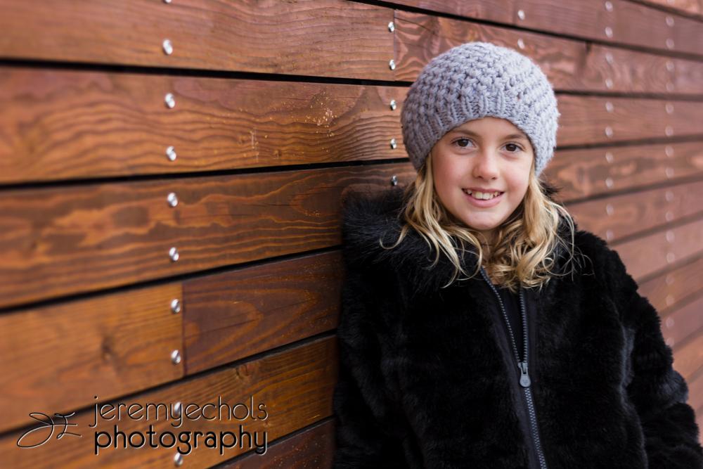 Seattle Children Portrait