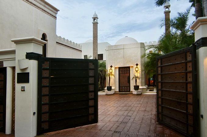 Villa Marrakech, Langosta