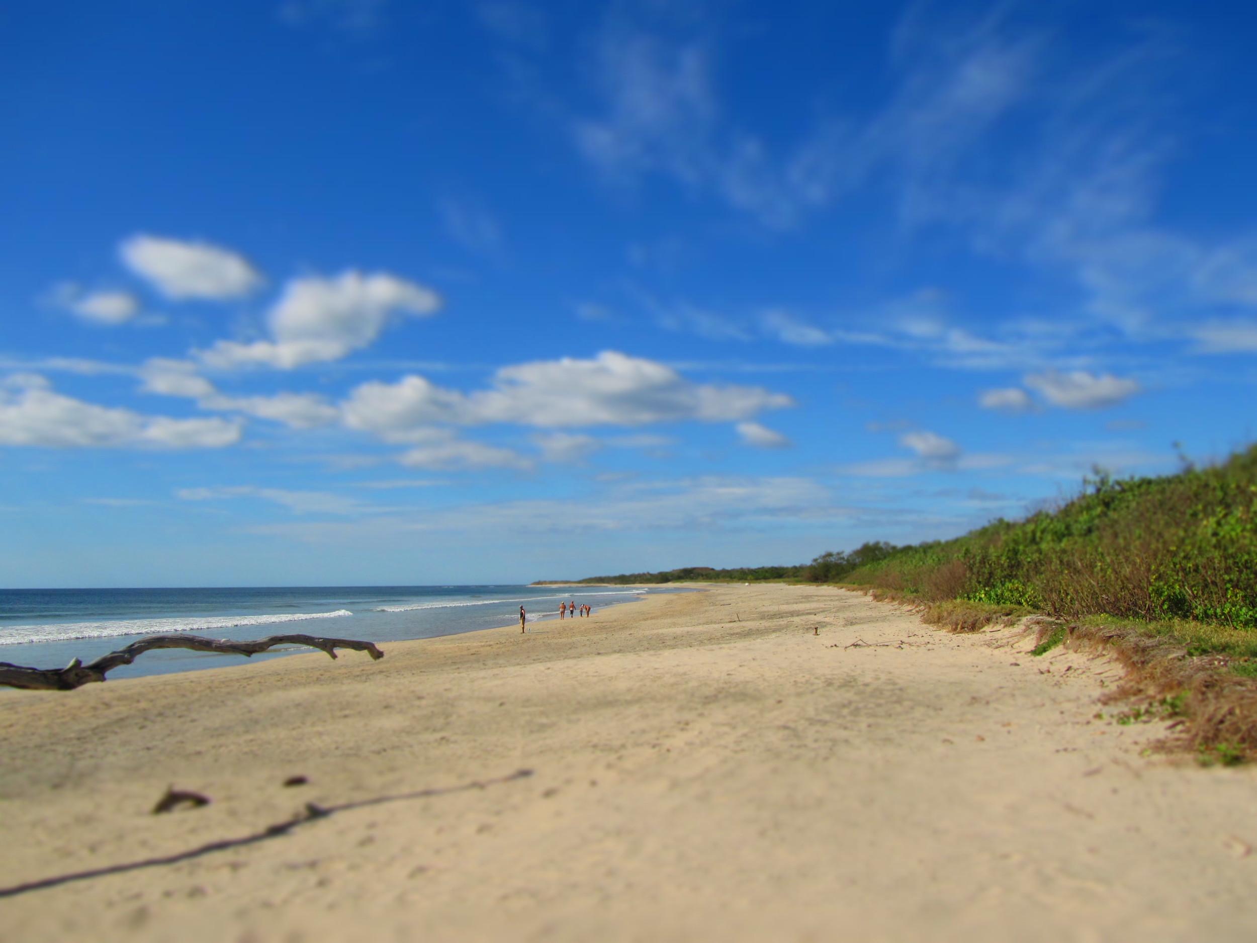 Playa Avellanas, Costa Rica