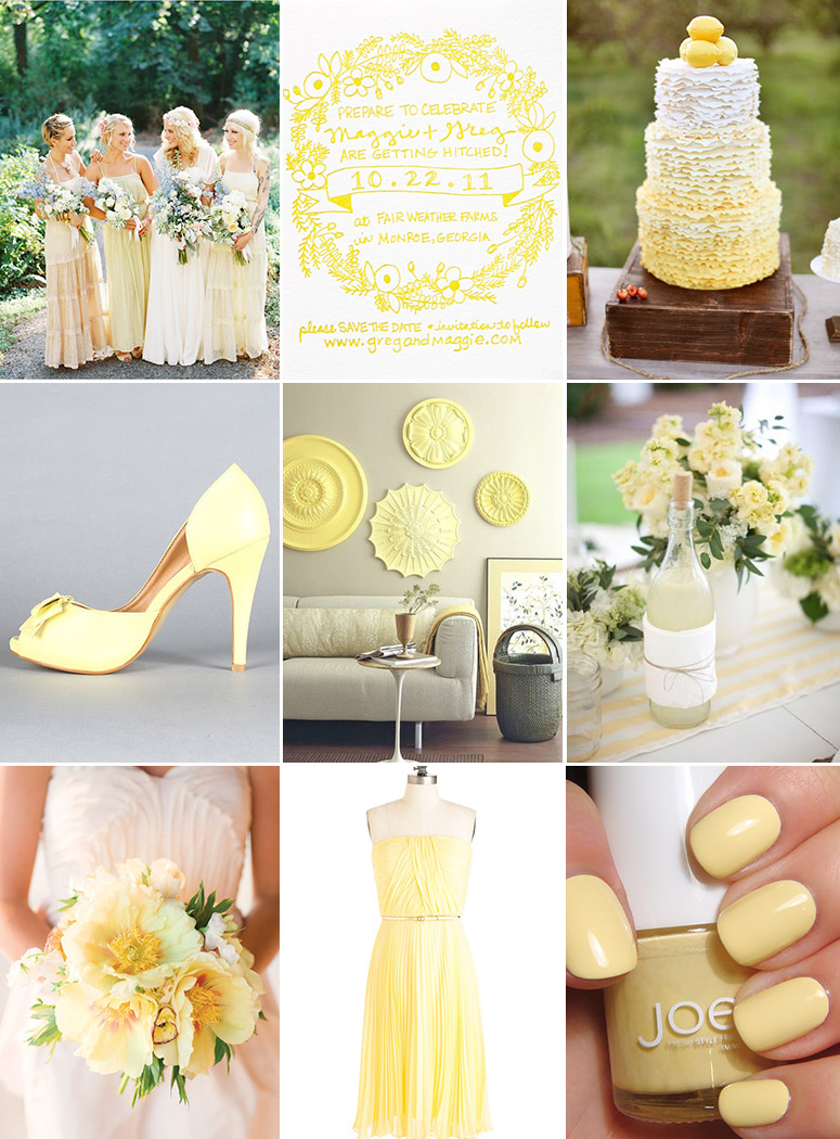 Wedding Chicks  |  One to Wed  |  Style Me Pretty    Fiebiger  |  SaiFou  |  Patterson Maker    lover.ly  |  Modcloth  |  The Lacquer Log